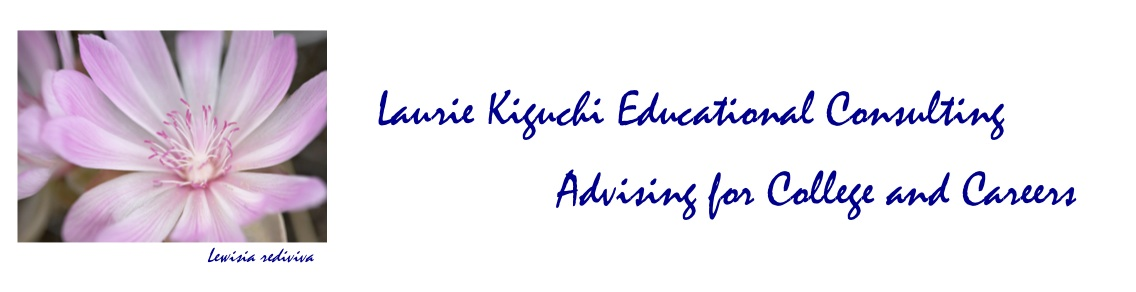 Laurie Kiguchi Educational Consulting